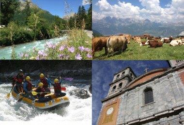 Vos vacances à la montagne en été