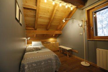 Chambre 4 - Version 1 lit simple